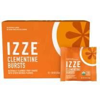 Izze Bursts Organic Fruit Snacks, Clementine, 0.8oz Pouches, (18 Pack)