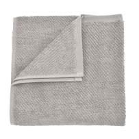 "Coyuchi Air Weight Organic OS Hand Towel, 20""x40"", Fog"