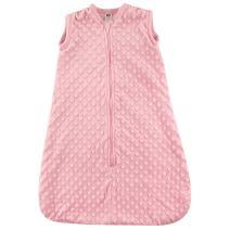 Hudson Baby Unisex Baby Safe Sleep Wearable Blankets with Plushy, Cozy Fabric