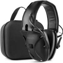 awesafe Electronic Shooting Earmuff Ear Protection Noise Reduction for Range