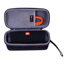 Hard Travel Carrying Storage Protective Case for JBL FLIP 5 Waterproof Portable Bluetooth Speaker by XANAD