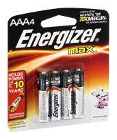 Energizer Alkaline Battery