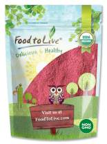 Organic Raspberry Powder, 2 Pounds - Non-GMO, Raw, Vegan Superfood, Bulk, Rich in Essential Amino Acids, Fatty Acids, and Minerals, Great for Juices, Drinks, and Smoothies.