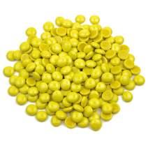 Gemnique Glass Gems - Yellow Opaque (48 oz.)