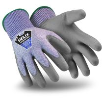 HexArmor Helix 2068 Seamless Thin Work Gloves with Grip and Dexterity, Medium
