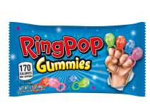 Ring Pop Gummies Rings Candy Assorted Flavors Gummy Variety (Pack Of 16)