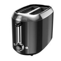 Black+Decker TR1300BD Toaster, Small
