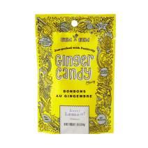 Gem Gem Ginger Candy Chewy Ginger Chews (Lemon, 1.25oz Tasting Samples)