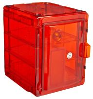 Bel-Art Secador Amber 3.0 Gas-Purge Desiccator Cabinet; 1.6 cu. ft. (F42073-1009)