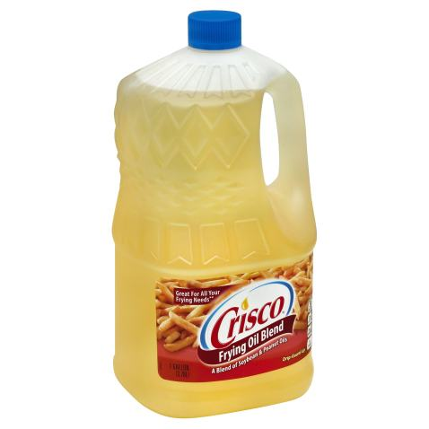 Crisco Frying Oil Blend, 1 Gallon