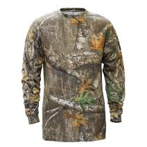 Staghorn All Over Camo Long-Sleeve Tee Shirt