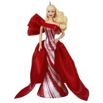 Hallmark Keepsake Christmas 2019 Year Dated Holiday Barbie Doll Ornament