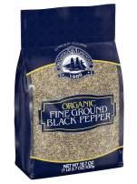Drogheria & Alimentari Organic Fine Ground Black Pepper, 18.7 oz
