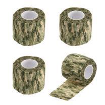 EKIND 6 Pcs Multi-Functional Self-Adhesive Protective Camouflage Stealth Waterproof Tape Wrap