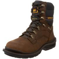 """Caterpillar Men's Generator 8"""" Waterproof Steel Toe Boot"""