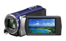 Sony HDR-CX210 High Definition Handycam 5.3 MP Camcorder with 25x Optical Zoom (Blue) (2012 Model)