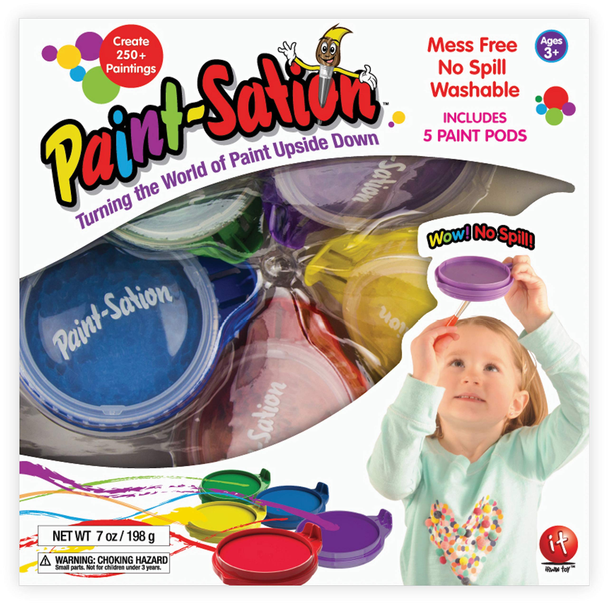 Goliath Paint-Sation Paint Pods (5 Pack)