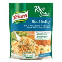 Knorr Rice Side Dish, Medley, 5.6 oz (Pack of 8)