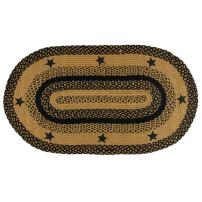 """IHF Home Decor Star Black 