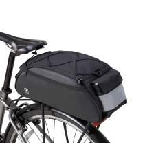 Sahoo Bike Rack Bag Bike Pannier Rear Rack Bike Bag Back Pack Bicyle Painner Trunk Bag Series