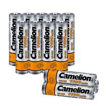 Camelion AAA 1100mAh High Capacity NiMh Rechargeable Batteries (12 Count) pre-Charged with Battery Storage Box for high Drain Devices, Toys, shavers, Gaming Controls, Camera Flashlight, Microphones