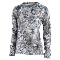 SITKA Gear New for 2019 Womens CORE Midweight Crew - Long Sleeves