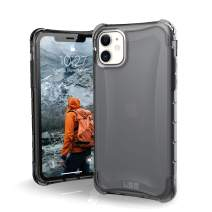URBAN ARMOR GEAR UAG Designed for iPhone 11 [6.1-inch Screen] Plyo Feather-Light Rugged [Ash] Military Drop Tested iPhone Case