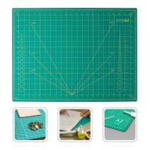 NICEEC Self Healing Cutting Mat Double Sided 5-Ply Craft Cutting Mat for Sewing Fabric Rotary Cutting Mat Quilting Arts & Crafts-A3(17.7in x 11.8in, 450mm x 300mm)