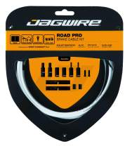 Jagwire - Road Pro Brake DIY Cable Kit | for Road Brake Caliper Bikes | Polished Stainless Bicycle Cables, SRAM and Shimano Compatible, 10 Color Options