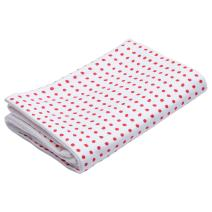 Cole + Cleo Organic Baby Blanket, Organic Infant Receiving Blanket, Organic Newborn Swaddle, Unisex Gender Neutral Baby Gift. Made with Super Soft 100% GOTS Certified Organic Cotton – Black and White