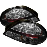 Spyder 5007117 Pontiac Grand AM 99-05 LED Tail Lights - Black