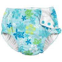 i play. Reusable Absorbent Baby and Toddler Swim Diapers for Boys or Girls