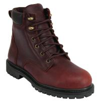 """KING'S 6"""" Leather Steel Toe Work Boots (KCWB03)"""
