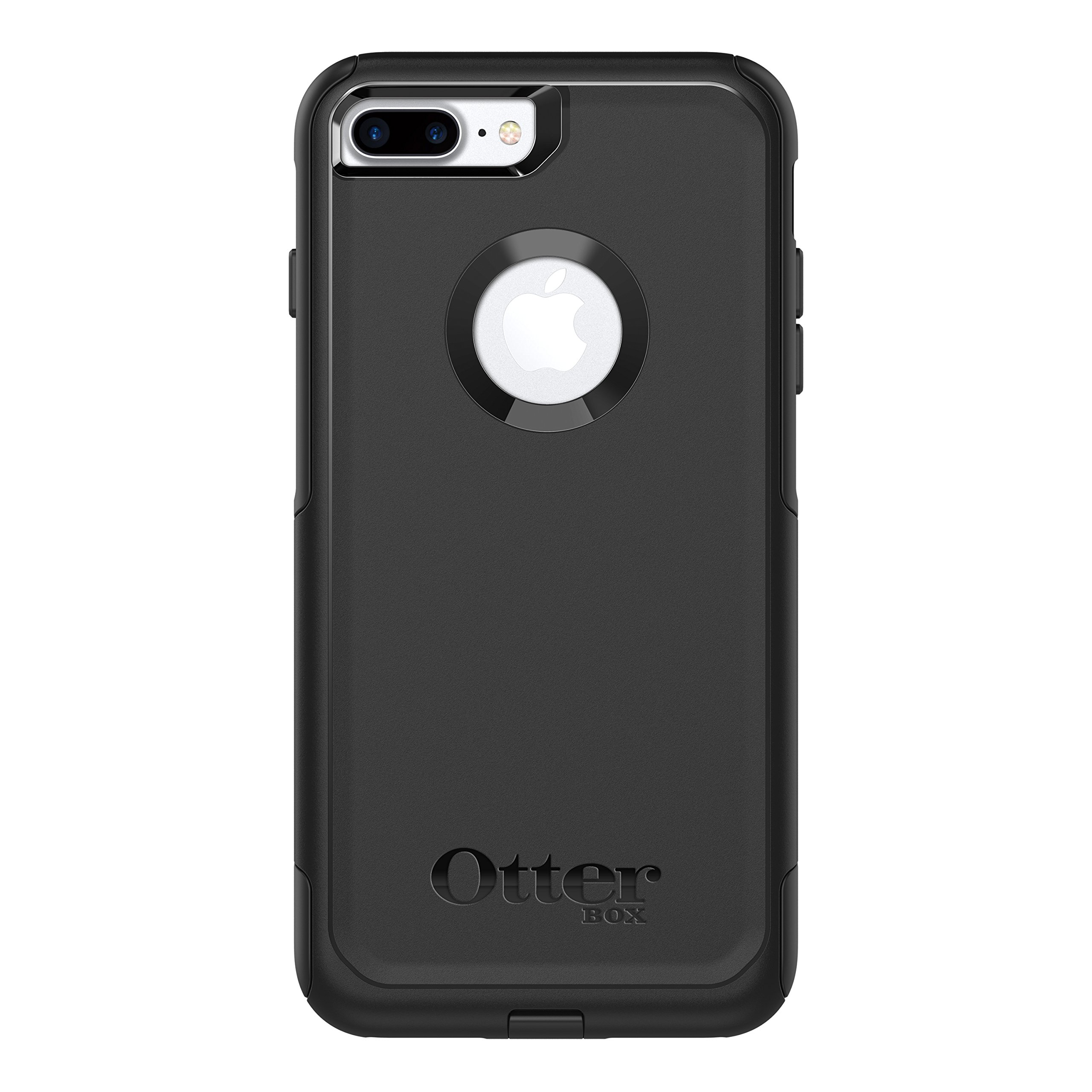 Otterbox Commuter Series Case for  Iphone 8 Plus & Iphone 7 Plus  - Retail Packaging - Black