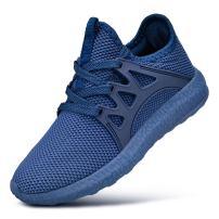 QANSI Kids Shoes Kids Slip On Lightweight Breathable Running Walking Tennis Shoes for Boys Girls