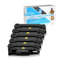 SuppliesOutlet Compatible Toner Cartridge Replacement for HP 11A / Q6511A (Black,5 Pack)