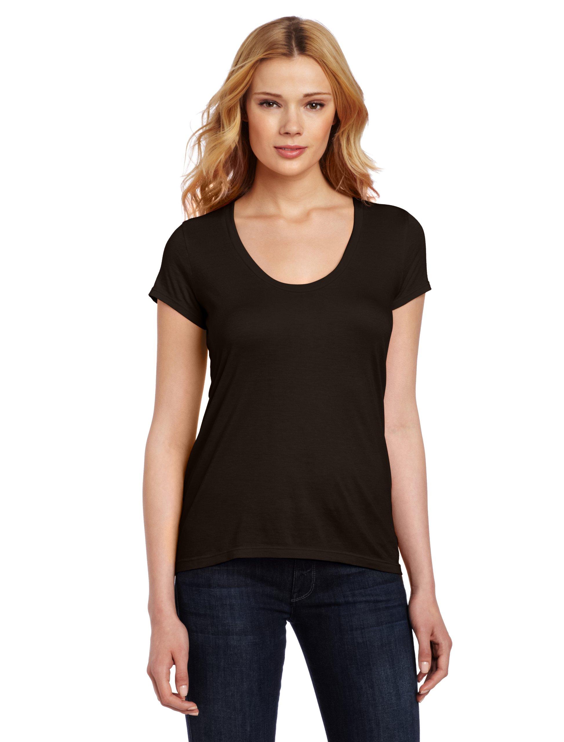 Splendid Women's Very Light Jersey Short-Sleeve T-Shirt
