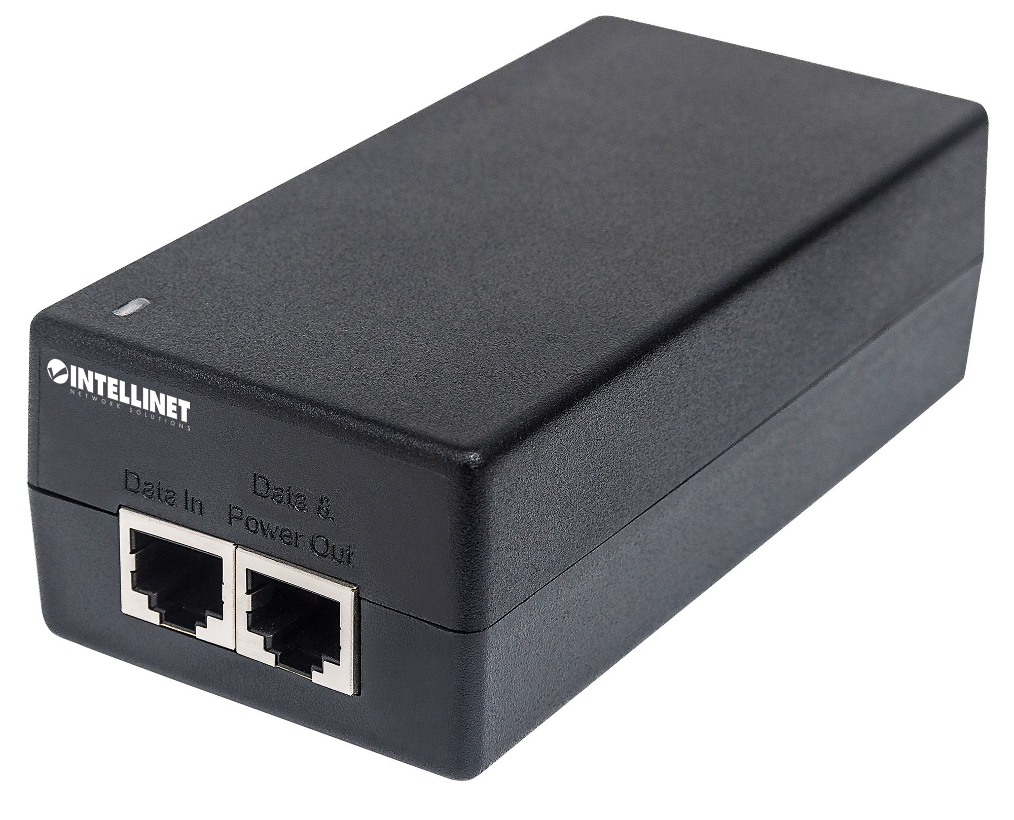 Intellinet Network Solutions 561235 Gigabit Ultra PoE+ Injector