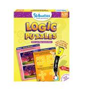 Skillmatics Educational Game: Logic Puzzles (6-99 Years) | Erasable and Reusable Activity Mats | Gifts for Boys and Girls 6, 7, 8, 9, Years and Up | Travel Friendly Toy with Dry Erase Marker