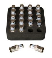 T3 Innovation RK120 Coax ID Remote Set: #1-20 Coax ID Includes Foam Holder