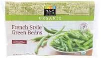 365 Everyday Value, Organic French Style Green Beans, 16 oz, (Frozen)