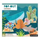 Petit Collage Pop-Out and Build, Ocean Playset
