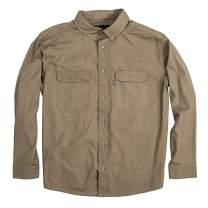 Berne Men's Torque Ripstop Long Sleeve Shirt