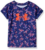 Under Armour Baby Girls' Graphic Ss Tee Shirt