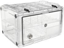 Bel-Art Secador 4.0 Clear Horizontal Profile Desiccator Cabinet; 1.9 cu. ft. (F42074-0000)
