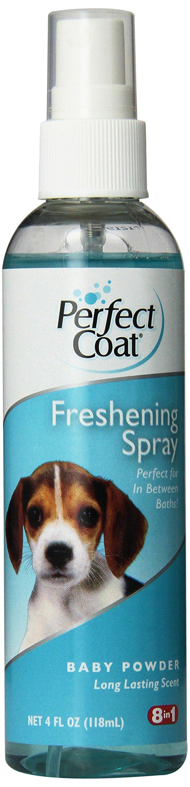Perfect Coat Freshening Spray - Baby Powder - 4 oz