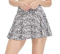 Cityoung Women's Sports Skirt Running Lightweight Skorts Casual Gym Tennis Skort with Built-in Shorts