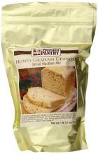 The Prepared Pantry Bread Machine Mix, Honey Graham Granola Gourmet, 19.1 Ounce