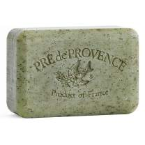 Pre de Provence Artisanal French Soap Bar Enriched with Shea Butter, Laurel, 250 Gram