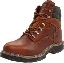 """WOLVERINE Men's Raider Steel-Toe 6"""" Work Boot"""
